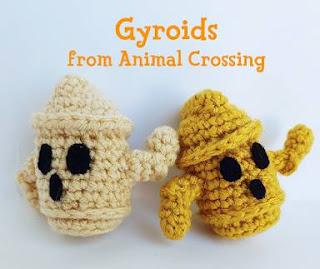 PATRON GRATIS GYROID | ANIMAL CROSSING AMIGURUMI 40093
