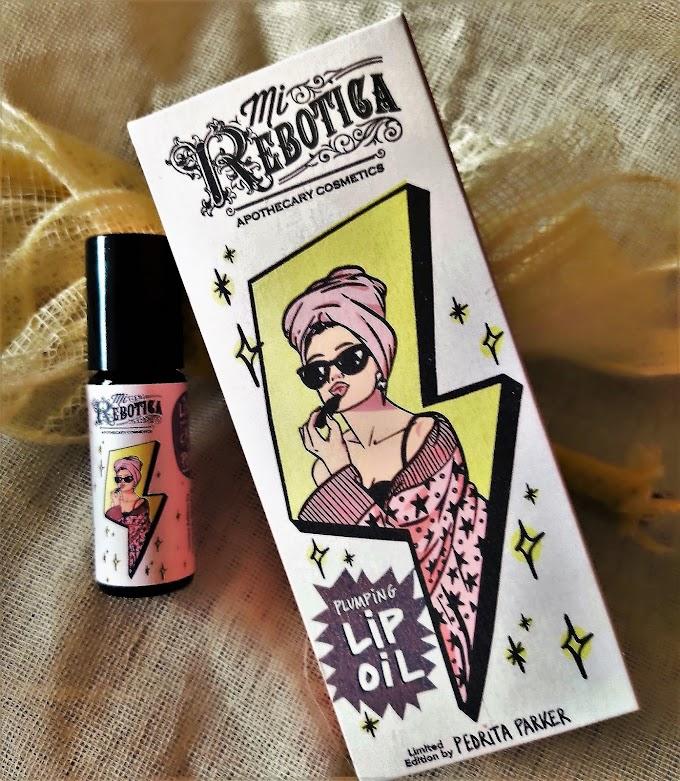 Plumping Lip Oil: el bálsamo labial con efecto relleno de Mi Rebotica