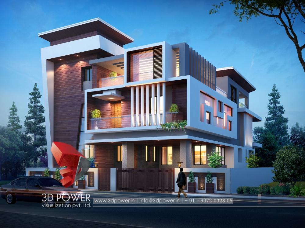 Freeze Your Modern Bungalow House Plans