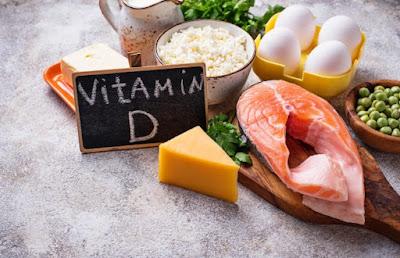 علاقة فيتامين د ومرض السكري  Vitamine D