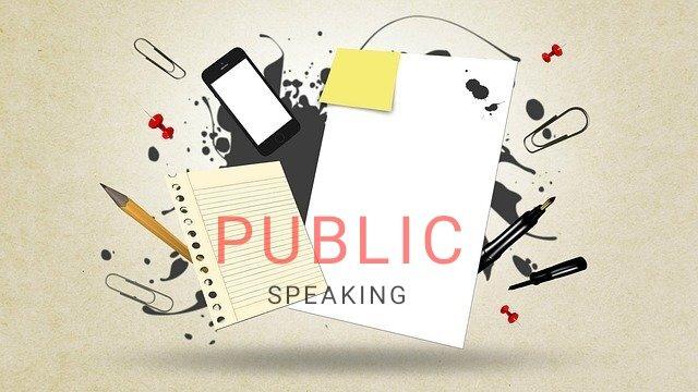 tips public speaking
