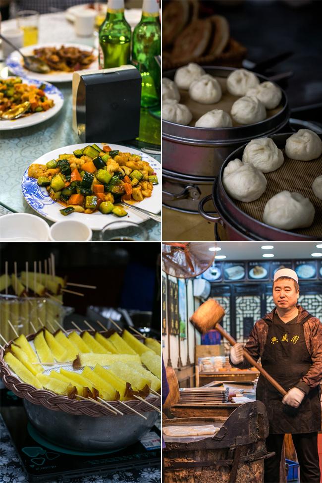 kuchnia chińska - kulinarna relacja z podróży