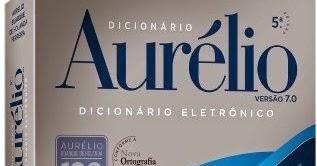 novo dicionario aurelio eletronico versao 7.0 2011