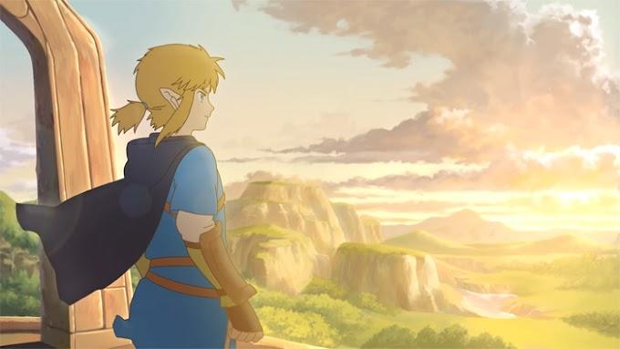 Impresionante animación de como sería Legend si fuera una película de Studio Ghibli