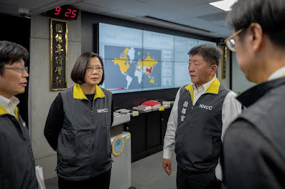Corona Update: Because of China, Taiwan is not getting a chance to address the World on tackling COVID-19?