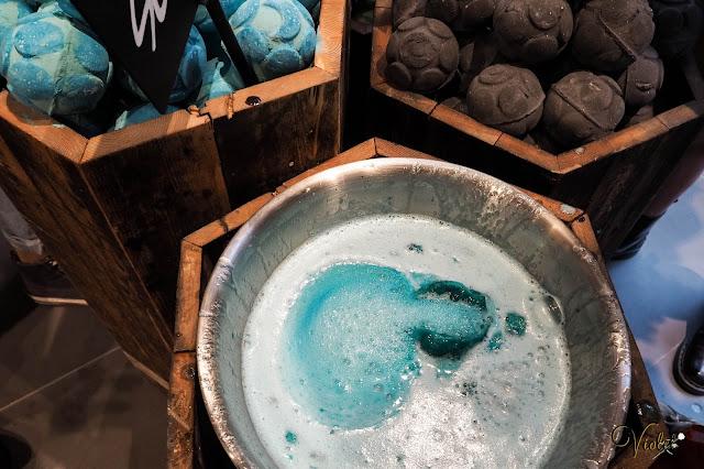 Lush jelly bath bomb