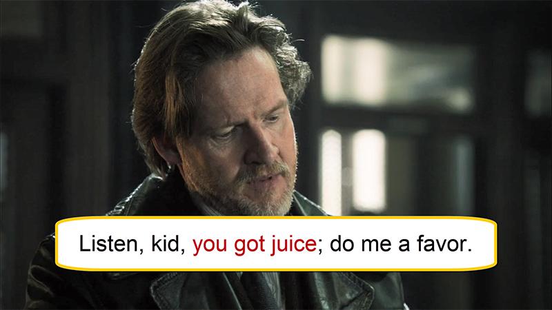 Arti You Got Juice