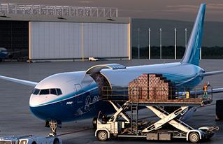 boeing 767 cargo managing