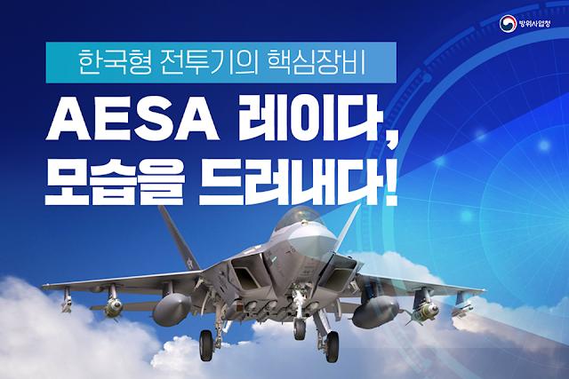 radar AESA Nam Hàn