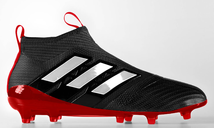 ... low cost the black red and white adidas ace 17 purecontrol soccer boots  draw inspiration from d5cae7e5ba773