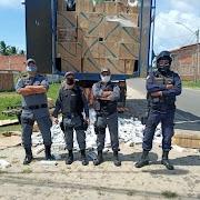 A GUARDA MUNICIPAL DE TUTOIA JUNTAMENTE COM A POLÍCIA MILITAR DE TUTOIA REALIZARAM  APREENSÃO DE CARGA CONTRABANDEADA DE CIGARROS AVALIADA EM MAIS DE UM MILHÃO DE REAIS