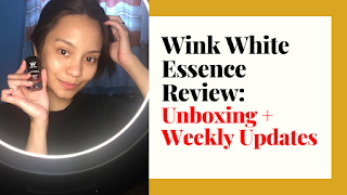 wink white essence review