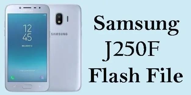 Samsung J250F Flash File Stock ROM Firmware