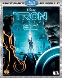 Tron Legacy (2010) 3D Movies HSBS Hindi +Telugu + Tamil + Eng Download 1080p