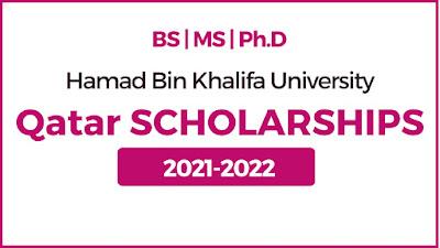 منح قطر 2021-2022 للطلاب الدوليين بجامعة حمد بن خليفة | IELTS غير مطلوب و توفير سكن عائلي للطلاب المتزوجين
