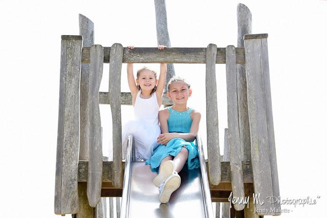 portrait soeurs, photos filles, enfants dans jeu