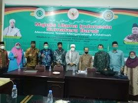 MUI Sumbar Bersama Bundo Kanduang, Ormas Islam dan Tokoh Masyarakat, Sepakat Menolak SKB 3 Menteri