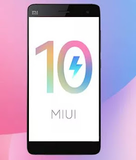 Xiaomi MIUI 10 eligible phones