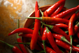 Chili Peppers can fight Cancer, how it works