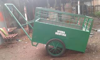 raja gerobak sampah