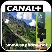 Fréquence CANAL+ et CINE+ FAMIZ de France sur Astra1