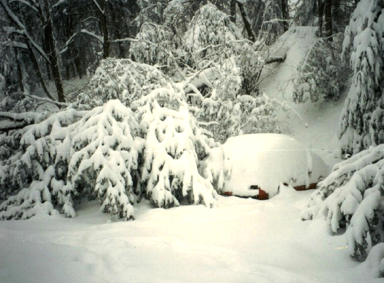 Storm of the Century 1993 Superstorm