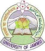 1 (One) Associate Professor and 1 (One) Assistant Professor at University of Jammu, Jammu