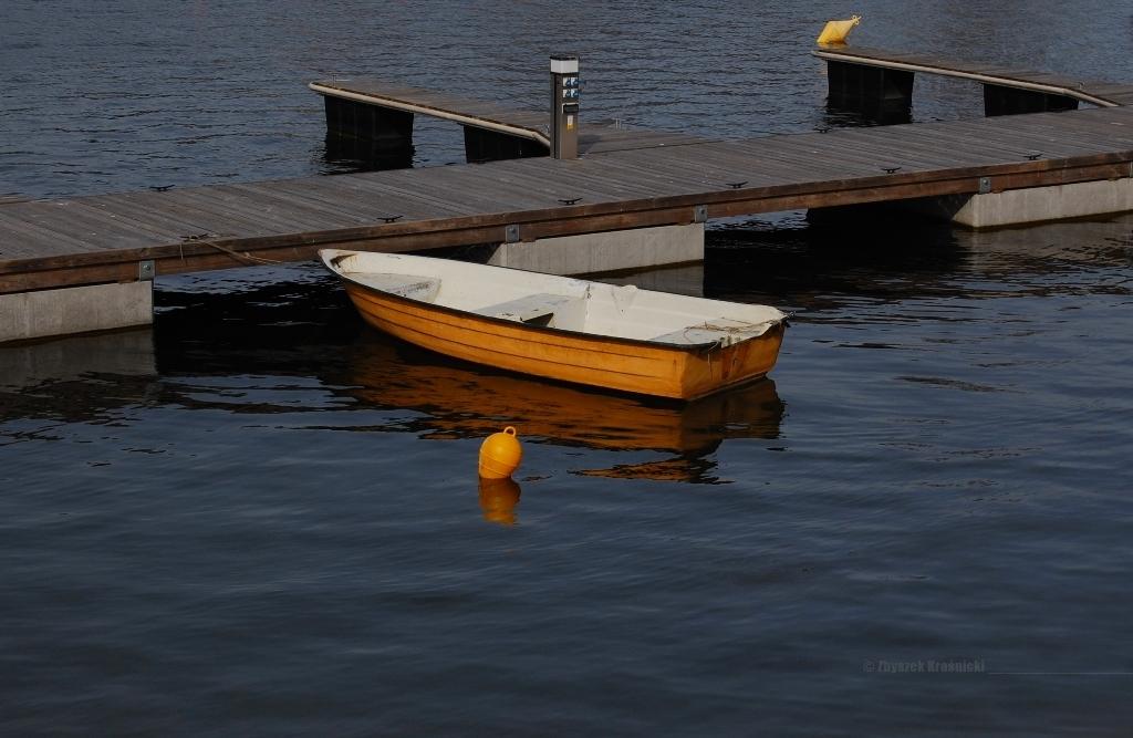 Jezioro Ukiel i plaża miejska w Olsztynie