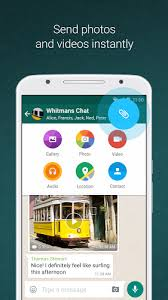WhatsApp 2.19.260 (GBWhatsApp) + WhatsApp Plus Apk