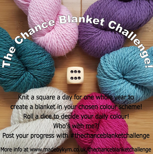 The Chance Blanket Challenge!