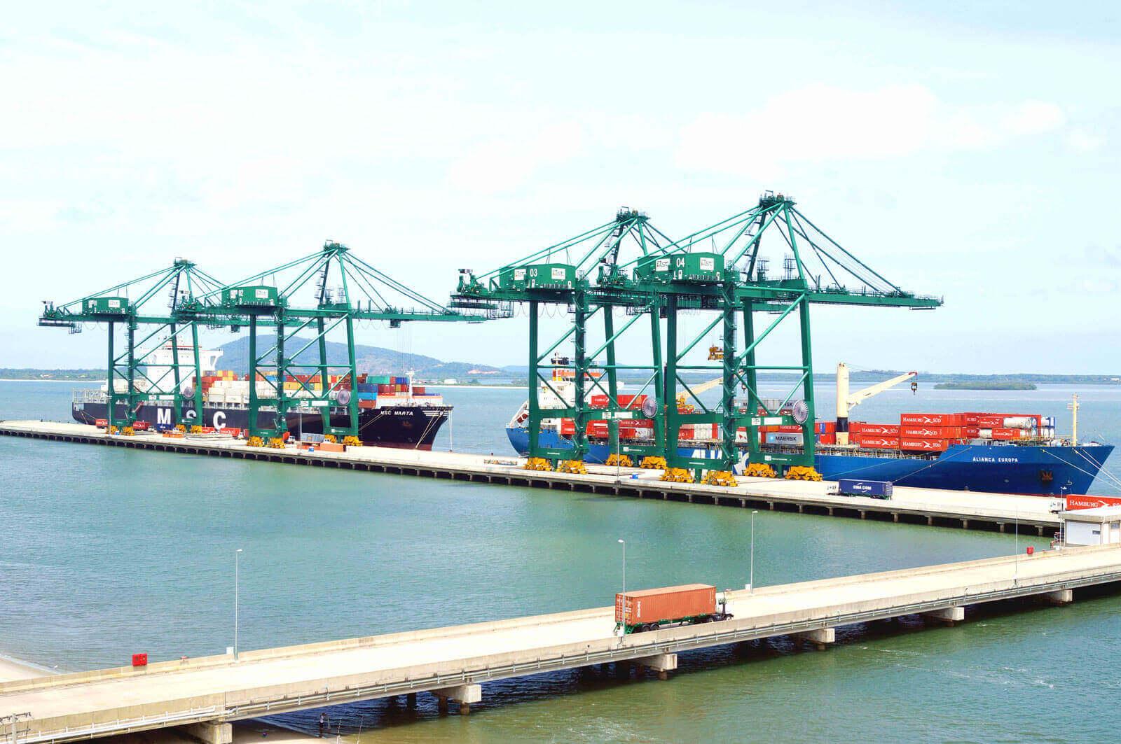 Porto Itapoá insere plataforma de gerenciamento para atracação