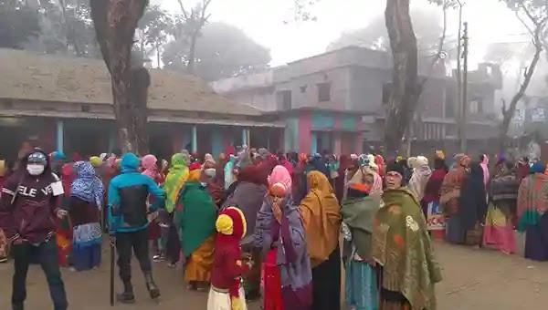 গাইবান্ধা ও সুন্দরগঞ্জে শান্তিপূর্নভাবে ভোট গ্রহন শেষে চলছে গণনা