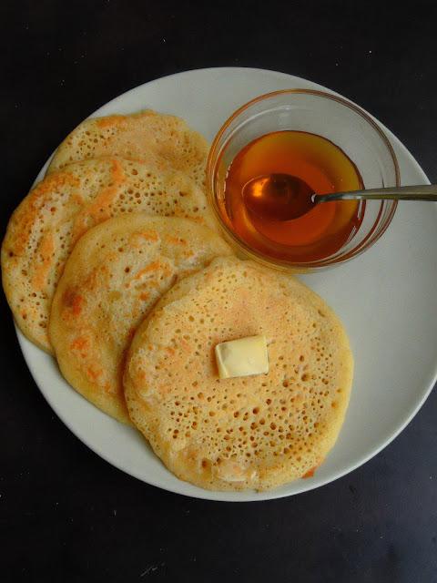 Chebab, Emirati Saffron Pancakes