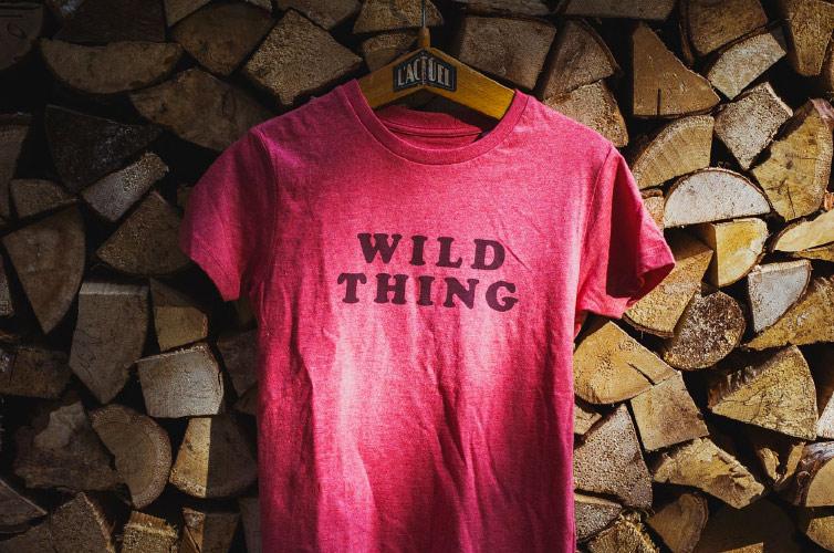 Wild Thing Tshirt - Alfie's Studio