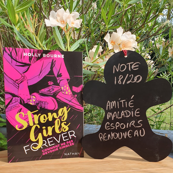 Strong Girls Forever, tome 1 : Comment ne pas devenir cinglée de Holly Bourne