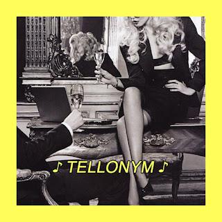 """Copertina di """"Tellonym"""", il nuovo singolo di Rick Flame feat. Pips."""
