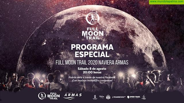 Full Moon Trail Naviera Armas rememora la que sería su décima edición con un programa especial
