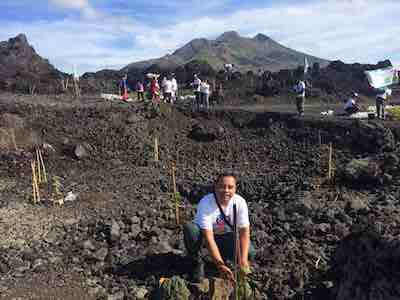 TWA Gunung Batur Bukit Payang