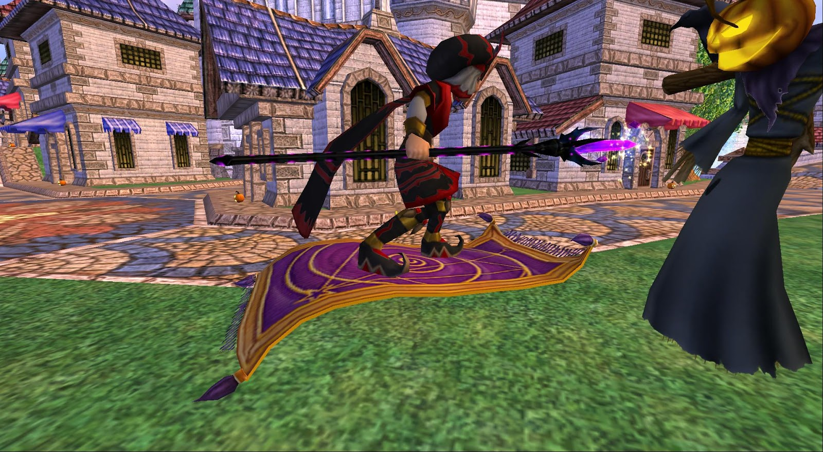 Around the Spiral with Edward Lifegem: I Love The Wizard101