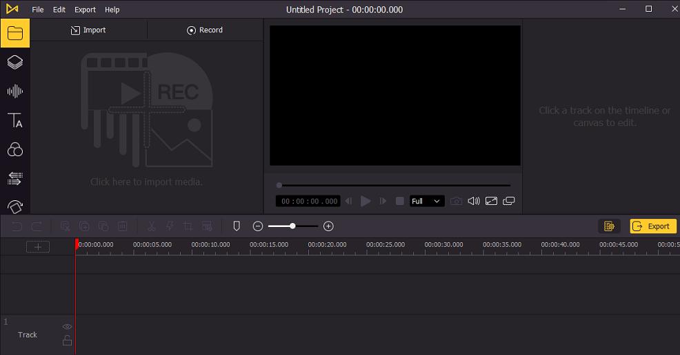 AceMovi Video Editor