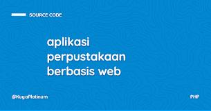 Aplikasi perpustakaan berbasis web - Responsive Blogger Template