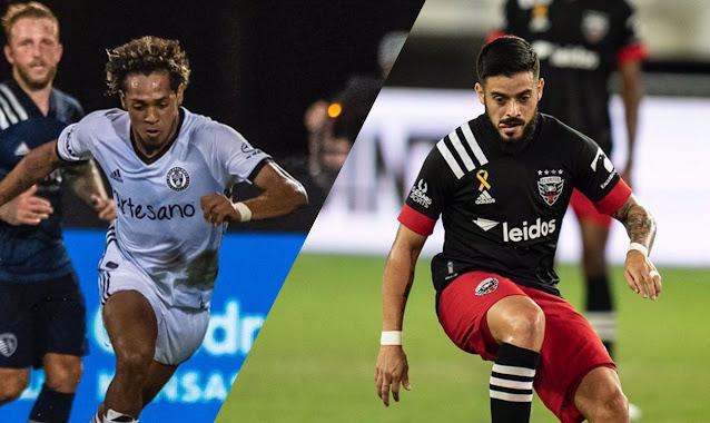 En la jornada 15 de la MLS, el DC United de Junior Moreno y Gelmin Rivas, y el Philadelphia de José Andrés Martínez, no pudieron sumar puntos ante sus respectivos rivales.