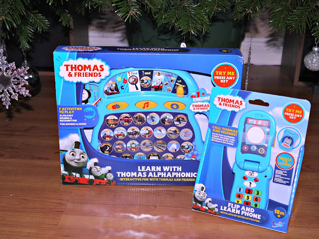 Thomas and Friends Educational Toys
