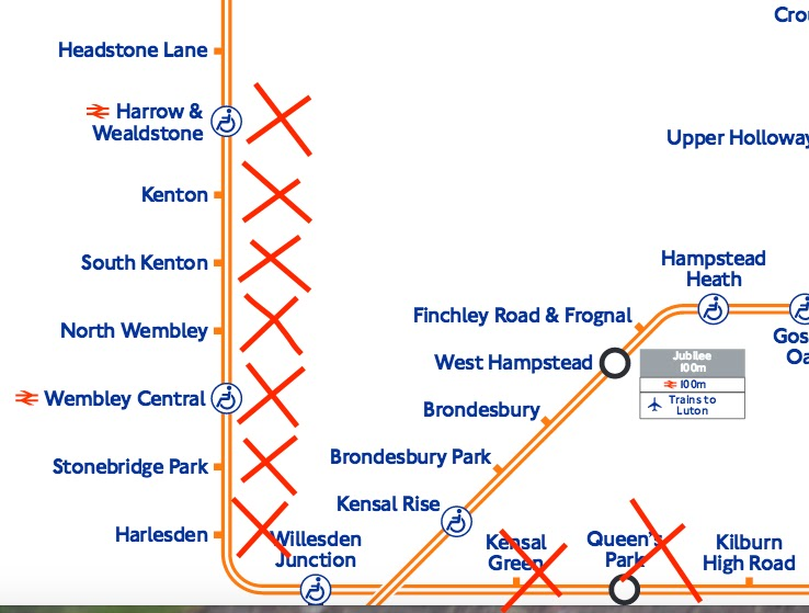 WEMBLEY MATTERS Stop the closure of Brents London Overground