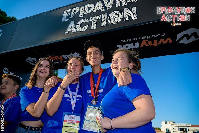 Ο Δήμος Επιδαύρου καταβάλει προσπάθεια για να πραγματοποιηθεί το Epidavros Triathlon