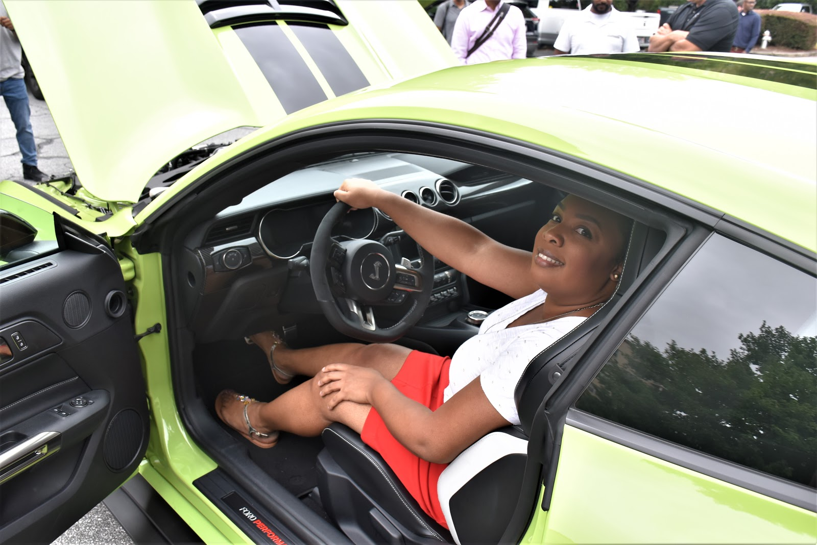 See How I Celebrated Ford Mustang's 55th Anniversary