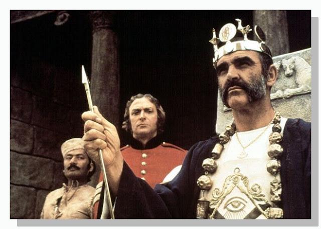 L'Homme qui voulu être roi
