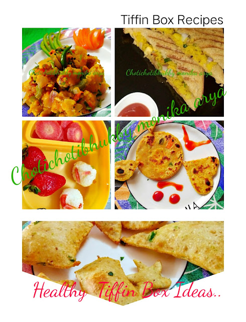 Tiffin Box Recipes that are healthy and quick