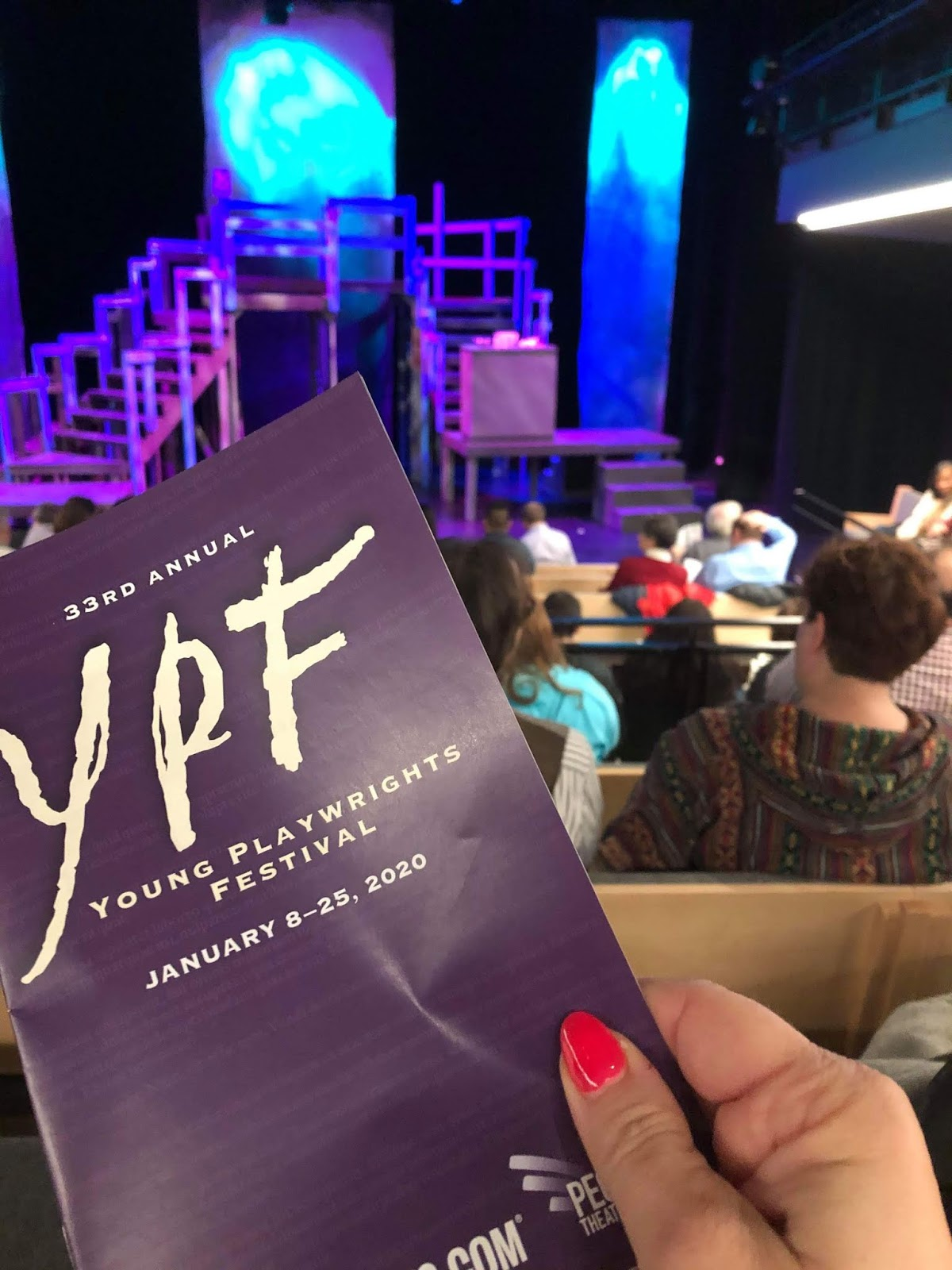 White Christmas 2020 Act 1 Ypt ChiIL Mama : REVIEW: 33rd YOUNG PLAYWRIGHTS FESTIVAL VIA PEGASUS