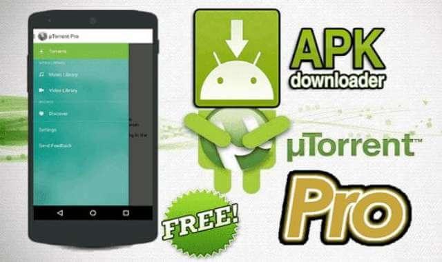 تحميل تطبيق µTorrent Pro APK اخر إصدار مدفوع مجانا للأندرويد